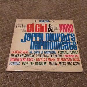 Jerry Murad's Harmonicats vinyl record